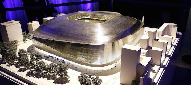 Madrid court overturns on agreement to Bernabéu redevelopment